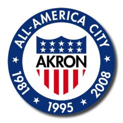 CITY OF AKRON ANNOUNCES THREE AKRON WATERWAYS RENEWED! PROJECTS